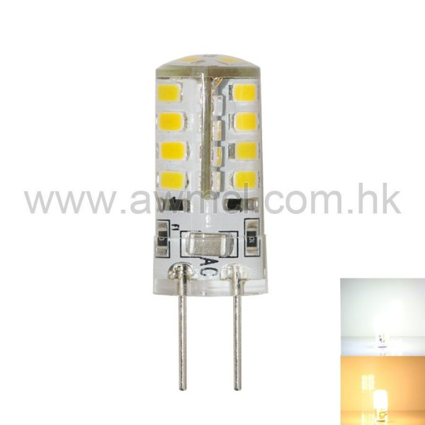 LED Corn Bulb GU5.3 3W 36x2835 SMD 2700-3200K/6000-7000K AC120V or AC230V Light 6Pack