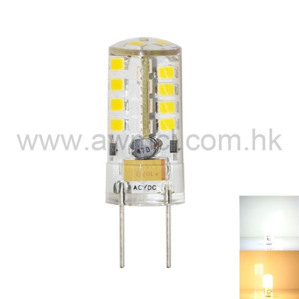 LED Bulb GY6.35 3W 36 PCS 2835 SMD AC DC 12V Light 6Pack