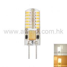 LED Bulb GY6.35 3W 48 PCS 3014 SMD AC DC 12V Light