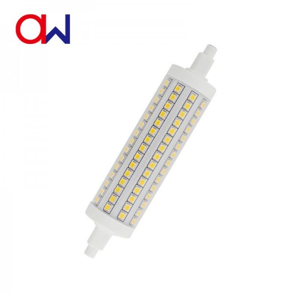 R7S LED 12W 1100-1200lm 2835 SMD led superbright leds
