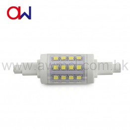 AC85-265V R7S LED 4w 300- 400lm led 2835 SMD led light Bulb leds 1Pack 6Pack
