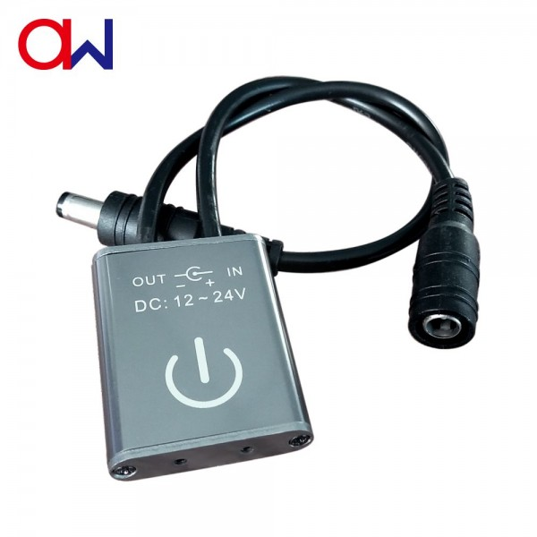 Mini automatic induction IR light sensor switch 12V 24V DC cabinet switch infrared sensor for LED products